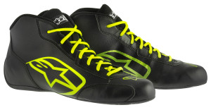 155 Black Yellow Fluo