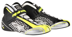 ※ 215 White Black Yellow Fluo