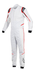 LM 231 SILVER WHITE RED