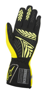 551 YELLOW FLUO BLACK(PALM SIDE)