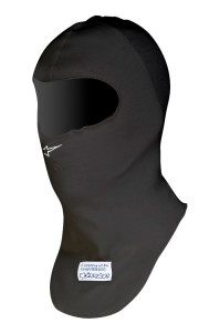 RACE BALACLAVA 10 BLACK