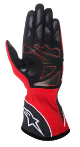 1430 Anthracite Red White PALM