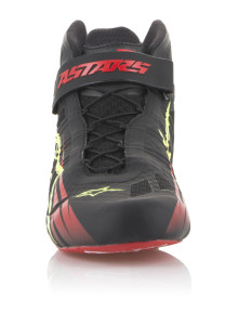2713018_136_TECH-1KZ-shoe_BlackRedYellowfluo_ROT3